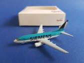 501111 | Herpa Wings 1:500 | Boeing 737-700 Germania 'Siemens' D-AGEU