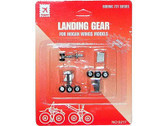 HG5217A Hogan Wings 1:200 Boeing 777 Wheels Replacement Landing Gear (plastic tyres)