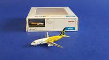 515696 Herpa Wings 1:500 Boeing 737-200 Pluna CX-FAT