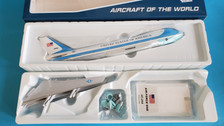 SKR041 | Skymarks Models 1:250 | Boeing 747-200 VC-25A USAF Air Force One 'United States of America' 29000