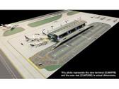 GJARPTB | Gemini Jets 1:400 | Airport Accessories - Airport Terminal Set B