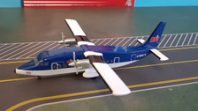 AK016 | AK 200 Models 1:200 | Short Brothers 360-100 SD3-60 British Midland Airways G-WACK