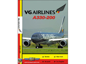 VGA1 | World Air Routes (Just Planes) DVD | VG Airlines A330-200 96 Minutes