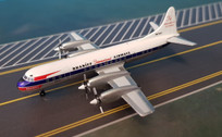 AC18304 Aero Classics 1:400 Lockheed L-188 Electra Braniff Eldorado N9702C