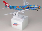 SKR086 | Skymarks Models 1:200 | Boeing 747-300 Qantas Airways VH-EBU, 'Nalanji Dreaming'