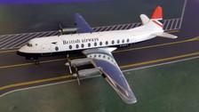 554053 | Herpa Wings 1:200 | Viscount 800 British Airways G-AOYJ