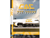 CAC2 World Air Routes (Just Planes) DVD CAC Challenge Air Cargo 757-200PF 120 Minutes