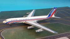 AV2707675 | Aviation 200 1:200 | Boeing 707-300 LAN Chile 'Around the World' CC-CEK (Polished)
