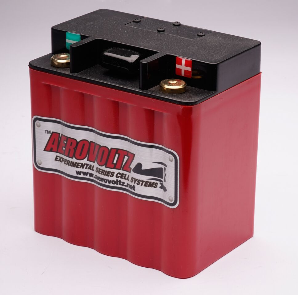 Batteries For Less >> Aerovoltz Gen 2 360 Cranking Amp Experimental Lithium Battery