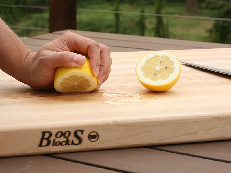 How To Oil And Maintain A Cutting Board Cuttingboard Com