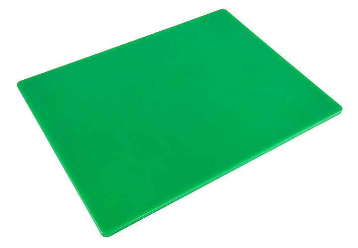 Commercial extra large HDPE plastic cutting board