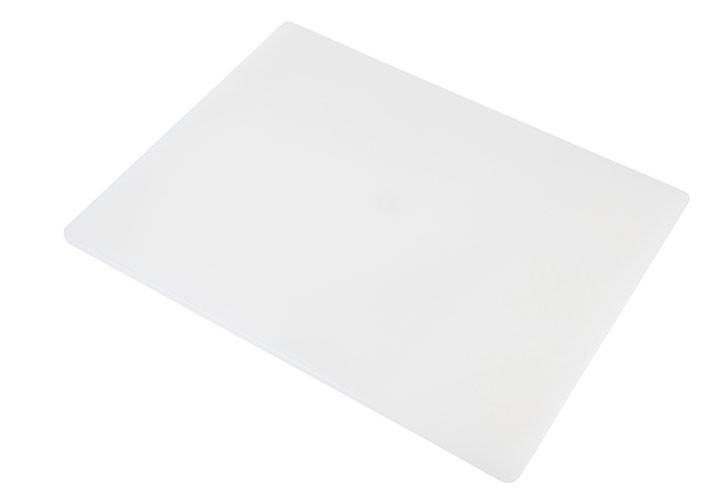 Extra large thick plastic cutting board