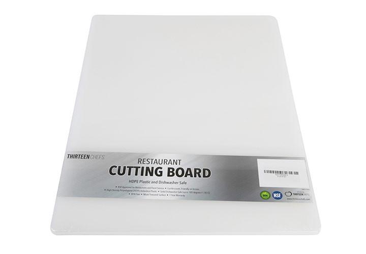 Thirteen Chefs HDPE Cutting Board