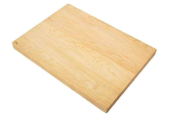 Rustic Natural Grain Maple Cutting Board