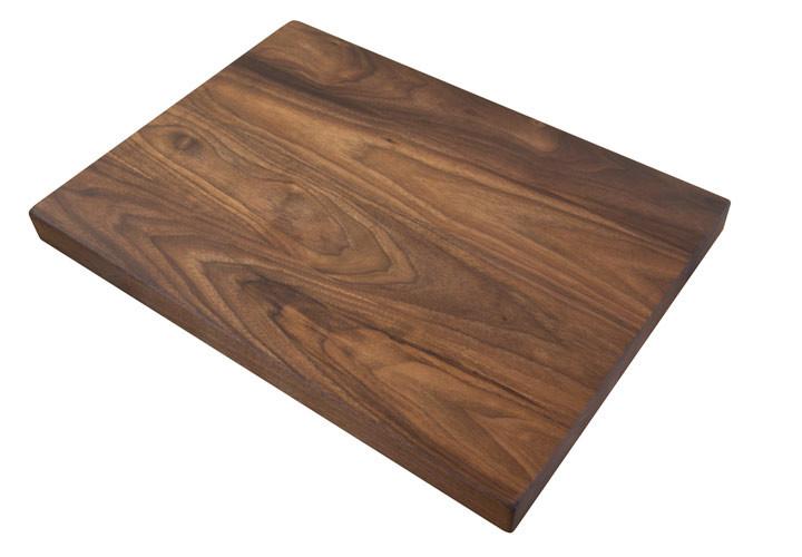 Gorgeous Artisan Cutting Board in Walnut