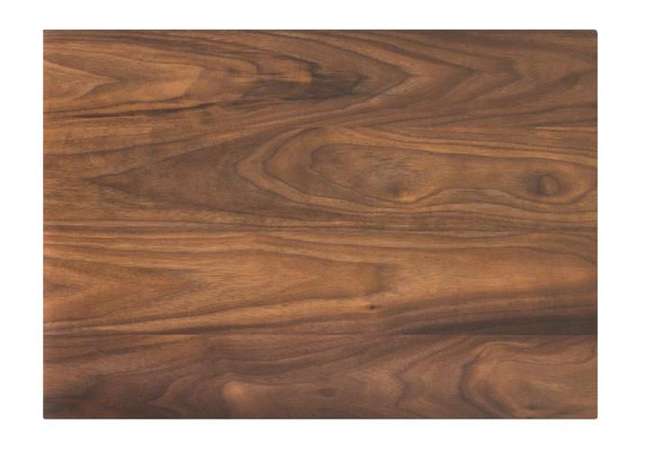 Custom Cutting Board in Natural Walnut