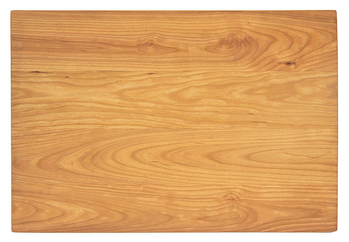 Cherry Cutting Board in Natural Grain