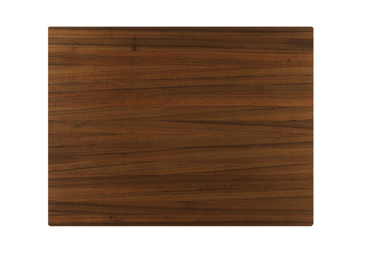 Custom teak board