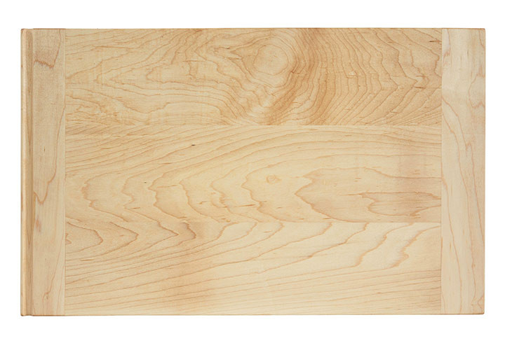Maple Cutting Board, Natural Grain