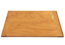 Custom Cherry Bread Board, Natural Grain