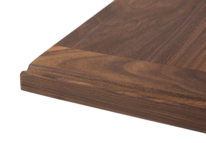 Natural Grain Walnut Custom Cutting Board