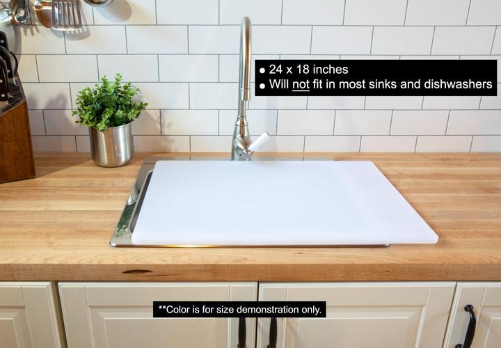 Size of 18 x 24 Cutting Board