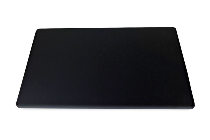 Medium Professional Black HDPP Cutting Board.