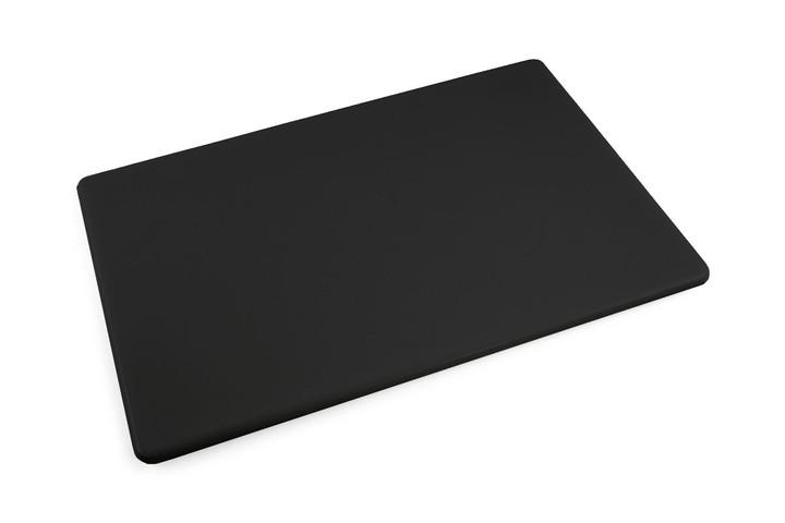 HDPP Black Plastic Medium Cutting Board