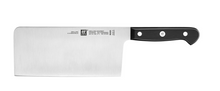 "J.A. Henckels Zwilling Gourmet 7"" Chinese Chef's Knife"