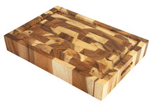 End Grain Villa Acacia Cutting Board