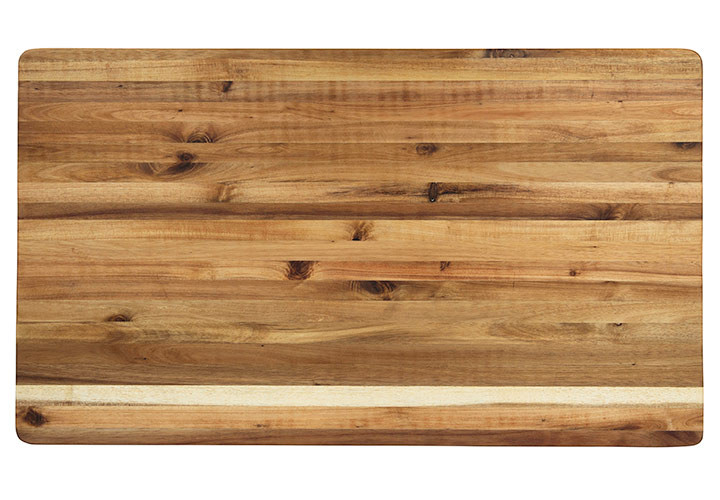 Wood cutting board 30 x 18.