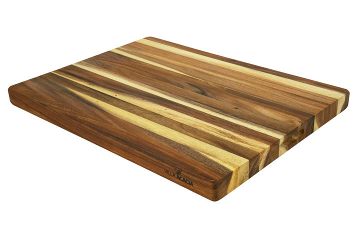 Villa Acacia large cutting board 24x18