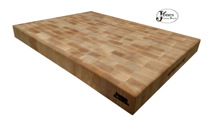 Gorgeous End Grain Maple Butcher Block