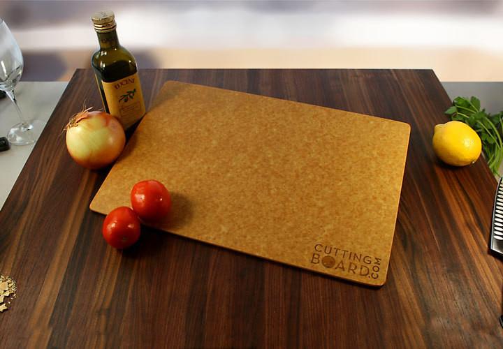 Richlite tan composite cutting board