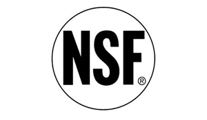 FDA approved, NSF certified HDPE plastic for professional food service