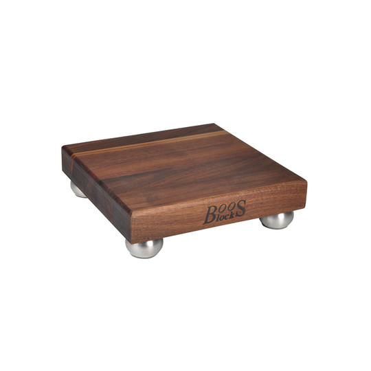 Stylish and small, the perfect size for an appetizer food board.