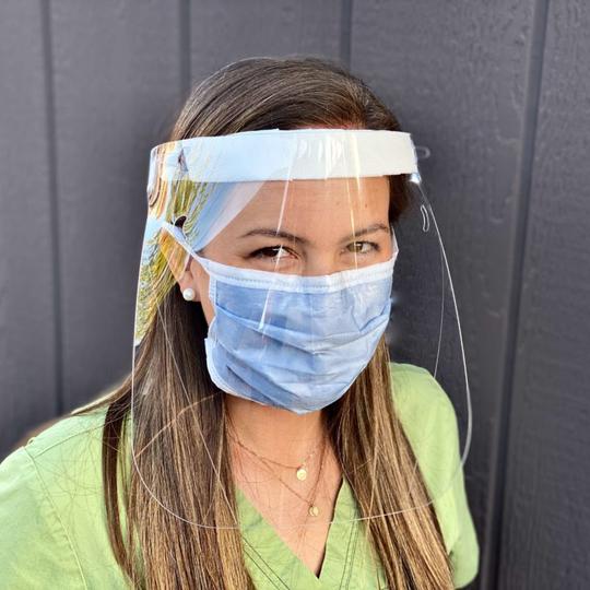 Reusable XL Face Shields (Dental/Medical) (CBCDXLFS)
