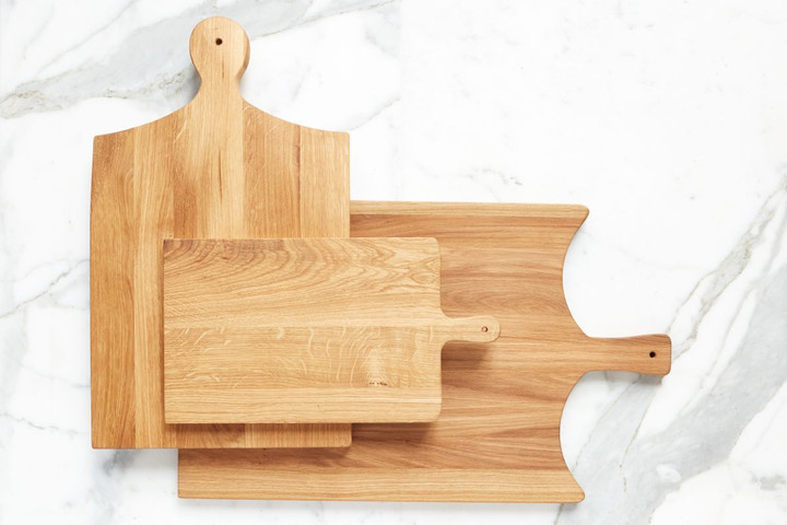 European Cutting Boards, Set of Three
