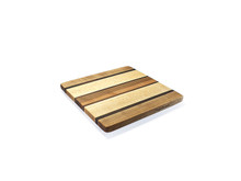 Bengston square edge grain cheese board