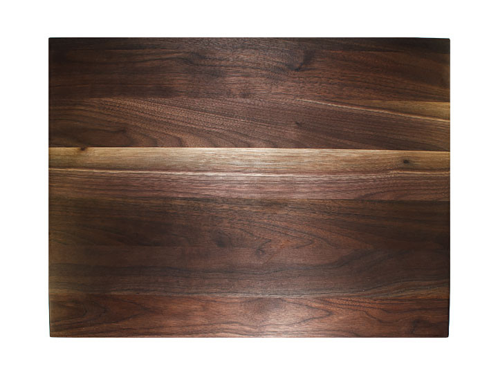 John Boos Rectangle Cutting Board Walnut 20 x 15 Top