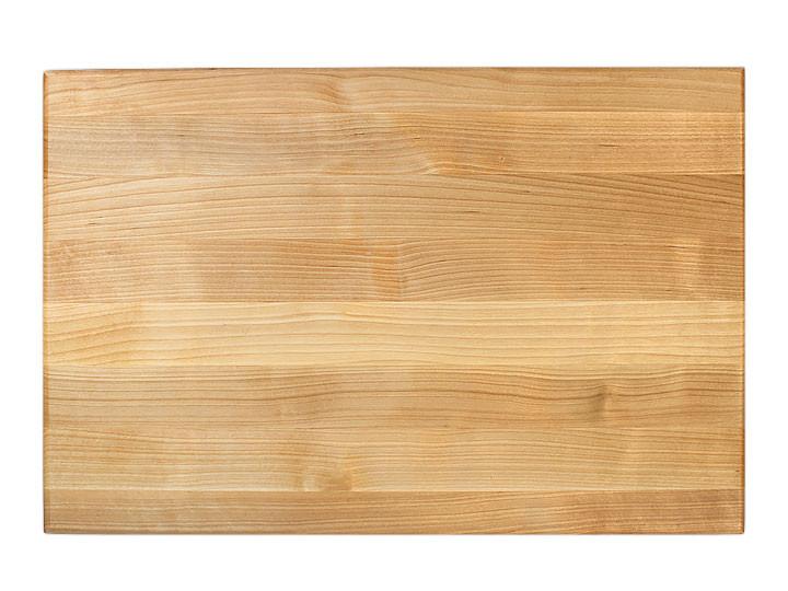 Top view of John Boos Maple board 20x15x2.25