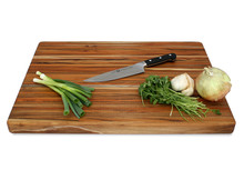 Proteak 107 teak cutting board