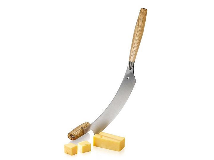 Boska Holland Dutch Cheese and Pizza Knife Cutting Cheese