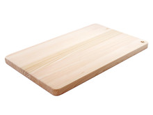 Large hinoki cutting board by Kodai