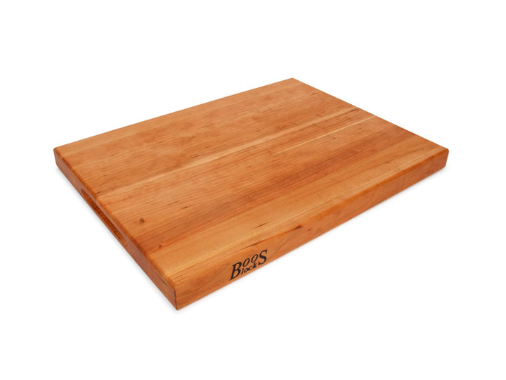 John Boos Cherry Cutting Board Large 20 x 15 x 1.5