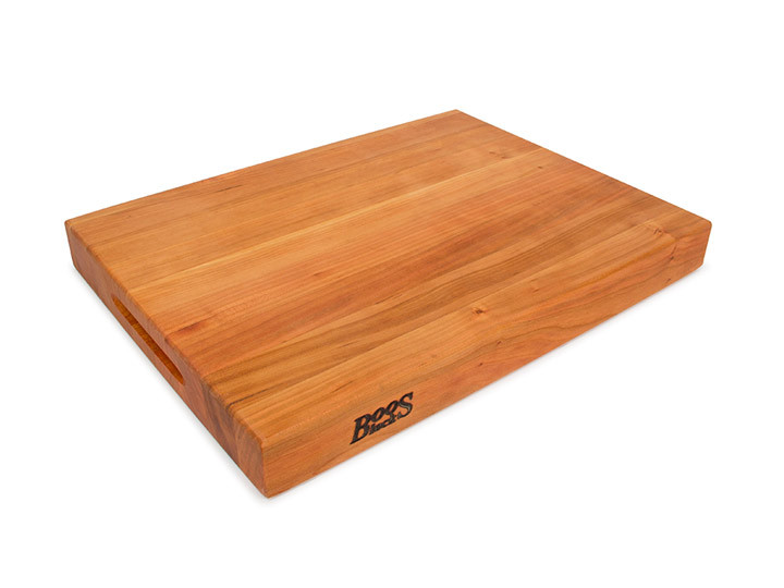 John Boos Reversible Cherry Cutting Board 20 x 15 x 1.5