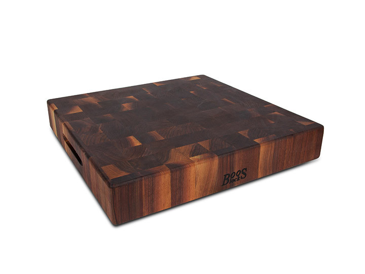 John Boos Walnut Butcher Block 18 x 18 x 3