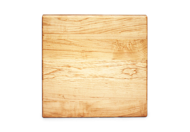 Top of Maple Cheese Board