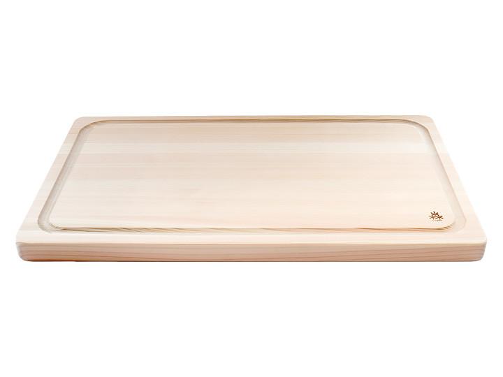 Shun hinoki japanese cutting board large