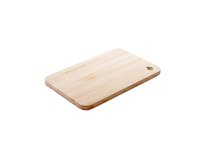 Small hinoki sushi board